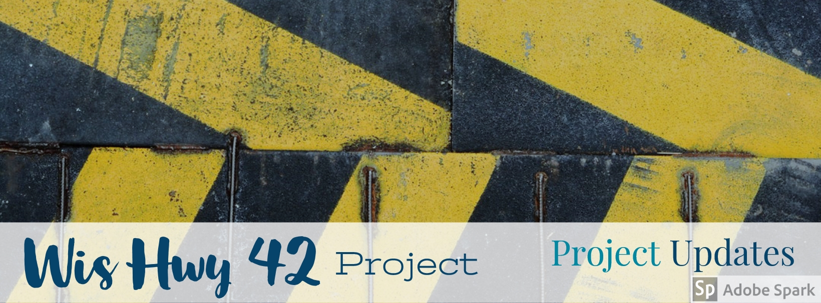 Wis Hwy 42 Project Banner